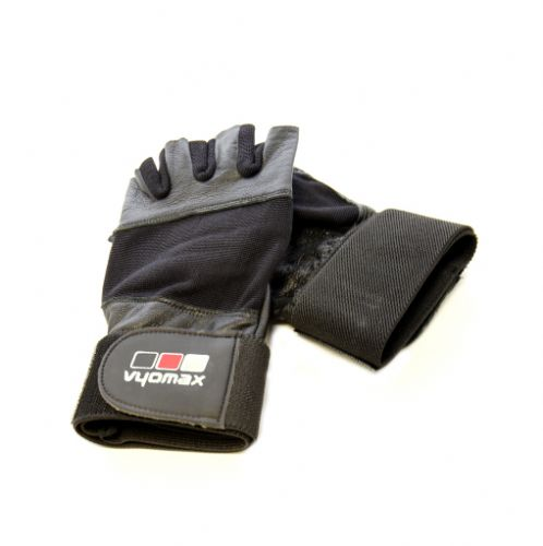 VYOMAX® SPANDEX GLOVES WITH WRAPAROUND WRIST SUPPORT (PAIR)